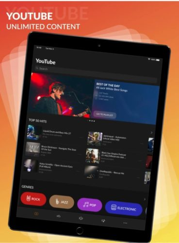 Best music player apps for ios 2021; Silence Music: Streaming Music