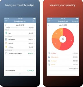 Top budgeting apps 2021; Expense keeper