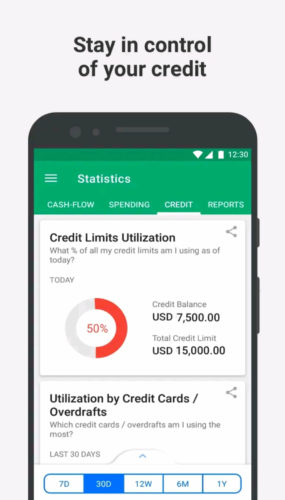 Best Budgeting Android Apps 2021; Wallet