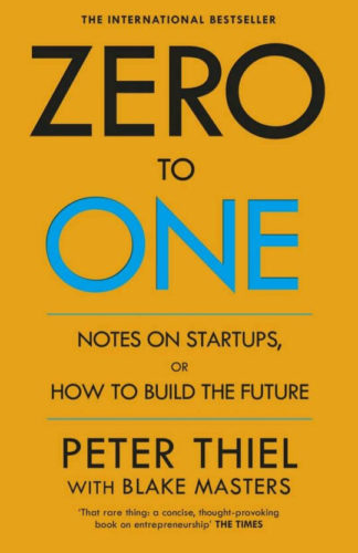 Top-selling books on google play 2021: Zero to One