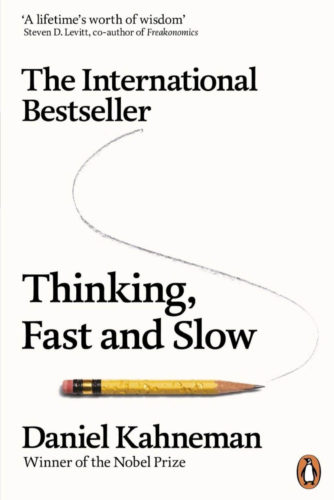 Top-selling books on google play 2021: Thinking, Fast and Slow