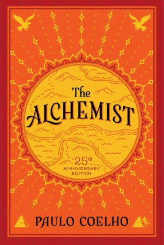 Top-selling books on google play 2021:The Alchemist