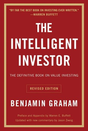 Top-selling books on google play 2021: The Intelligent Investor