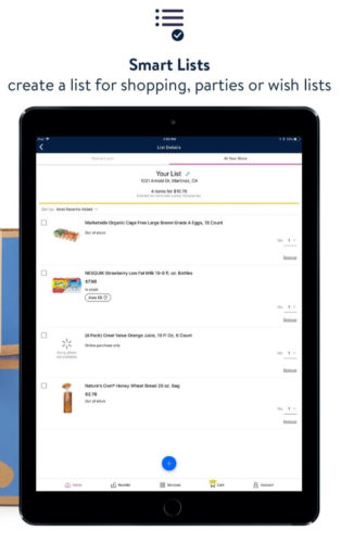 Best ios shopping apps 2021; Walmart - Shopping & Grocery