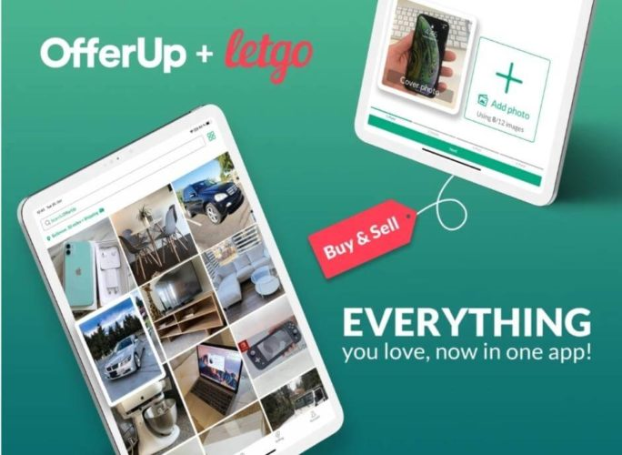 Best ios shopping apps 2021; OfferUp - Buy. Sell. Letgo