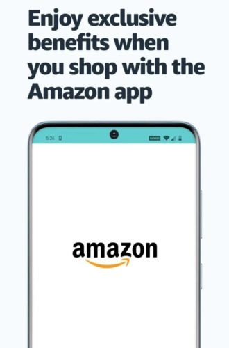 Best Android shopping apps 2021; Amazon Shopping app