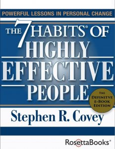 Top-selling audiobooks in 2021; The Seven Habits of Highly Effective People