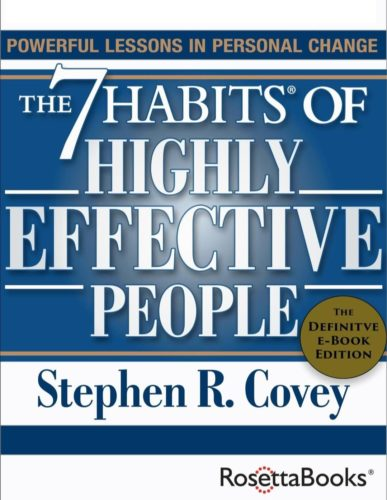 Top-selling iOS audiobooks 2021; The Seven Habits of Highly Effective People