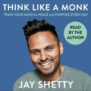 Top-selling google play audiobooks 2021; Think Like A Monk