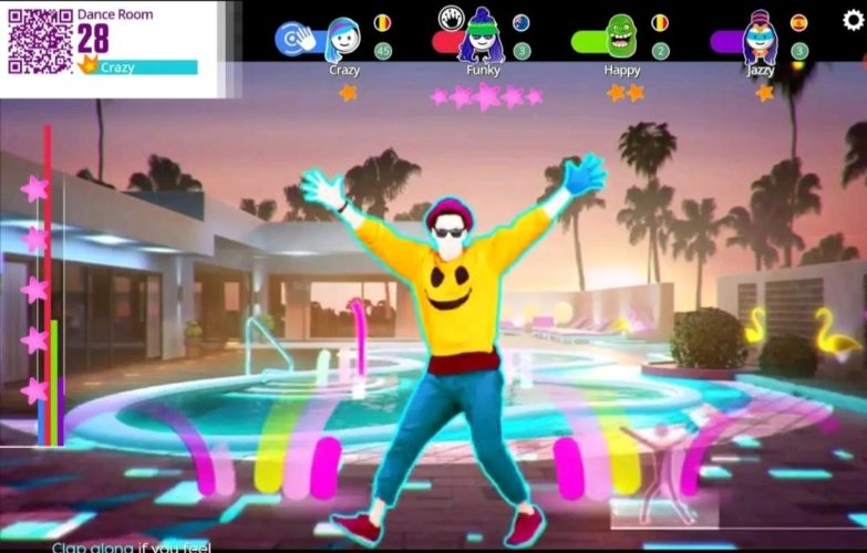 Best music games for Android 2021; Just Dance Now