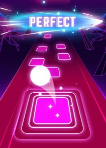 Best music games for iOS in 2021; tiles hop