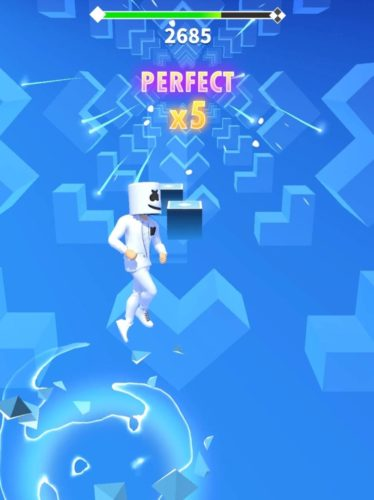 Best music games for iOS in 2021; Marshmello Music