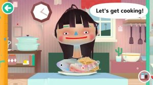 Best educational games for iOS 2021; toca kitchen 2