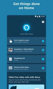 Best lifestyle apps for Android 2021; Amazon Alexa