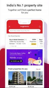 Best lifestyle apps in 2021; Magicbricks