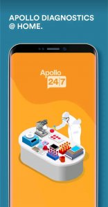 Best medical apps for Android 2021; Appolo 247