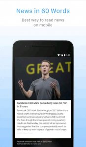 Best news and magazine apps for Android 2021; Inshorts