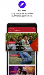 Best news and magazine apps for Android 2021; opera news
