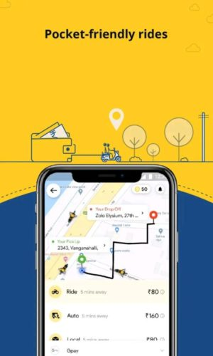 best maps and navigation apps for android 2021; Rapido