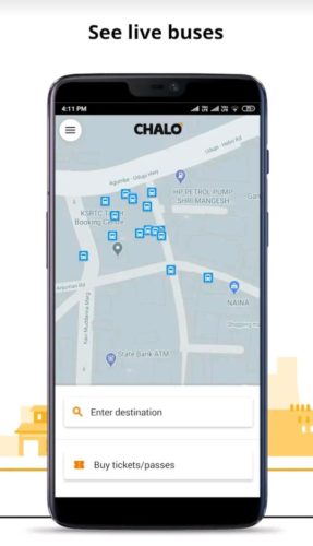 best maps and navigation apps for android 2021; Chalo