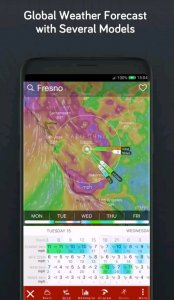Best Weather Apps in 2021; Windy.com