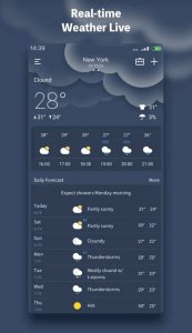 Best Weather Apps in 2021; Weather Forecast