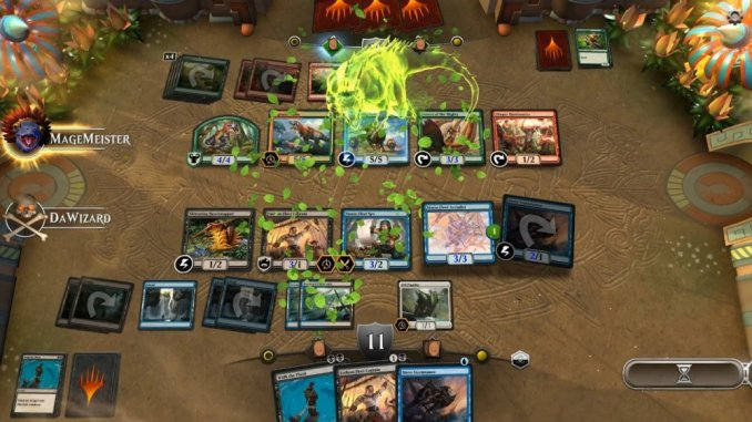 Best multiplayer games for PC 2021; Magic: The Gathering Arena