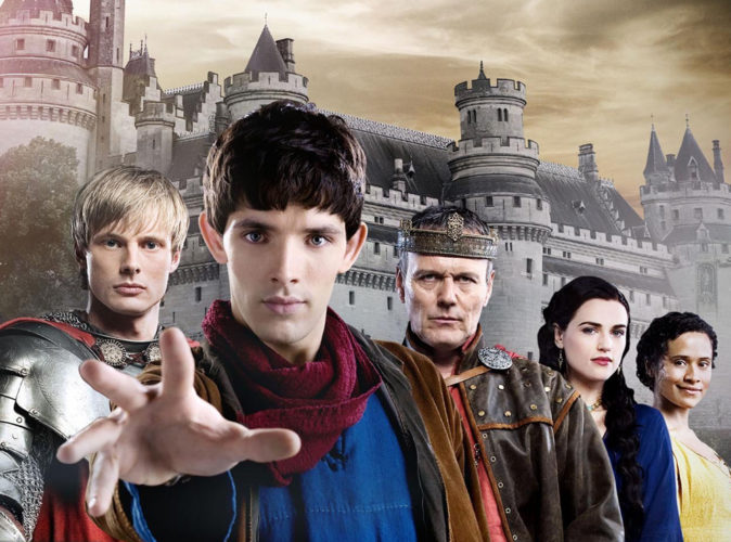 What to watch after game of thrones-Merlin