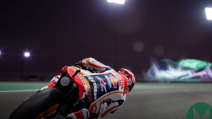 Best driving simulation games for PC 2021; MotoGP 18