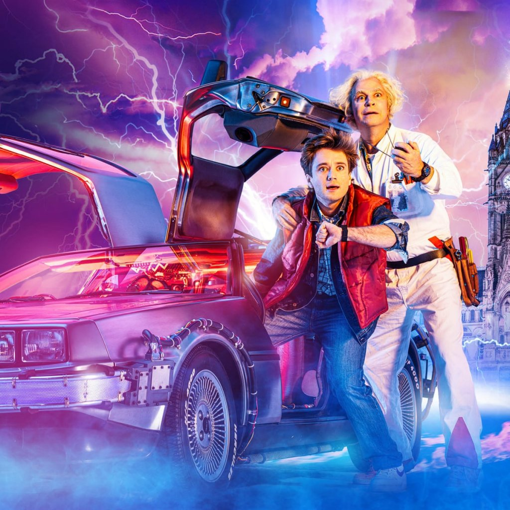 Movies With The Best Endings- back to the future