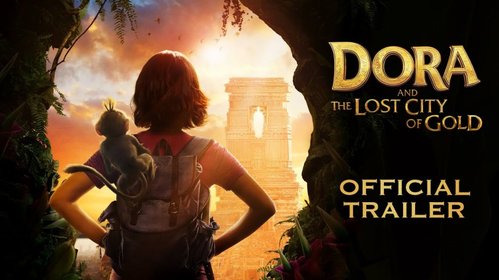 Movies With The Best Endings- dora the lost city of gold