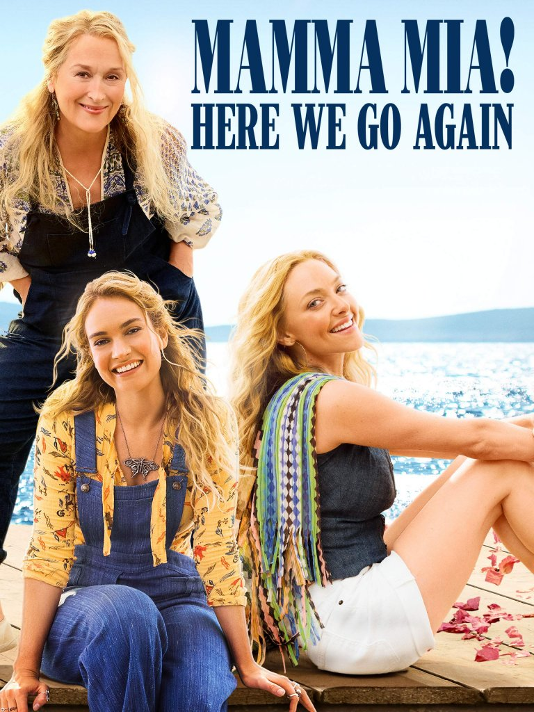 Movies With The Best Endings- mama mia here we go again