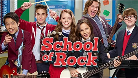 Movies With The Best Endings-school of rock