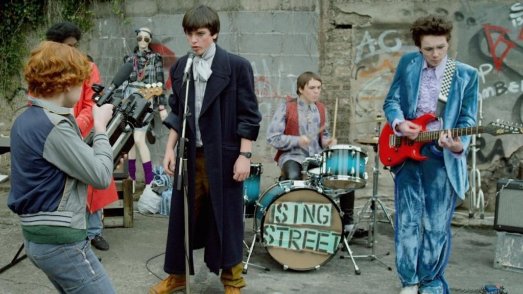 Movies With The Best Endings- sing-street