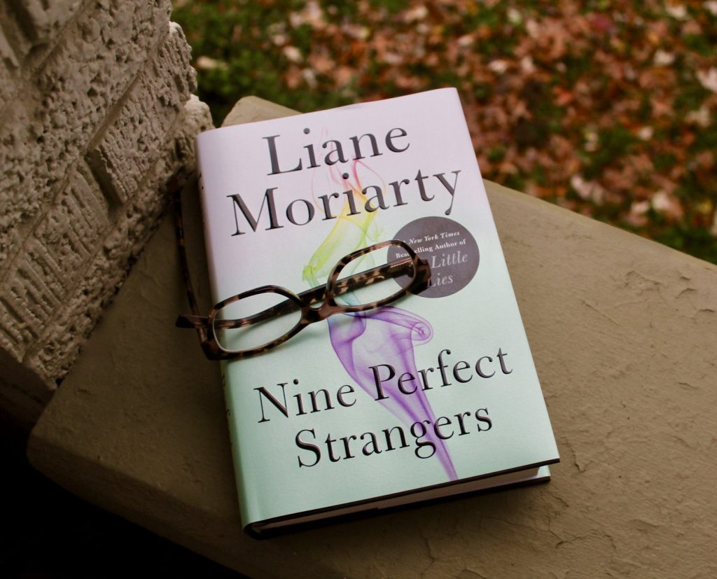 Best Books to Show Adaptations; nine perfect strangers