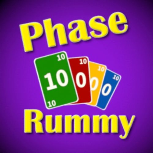Phase Rummy Card Game- phase rummy