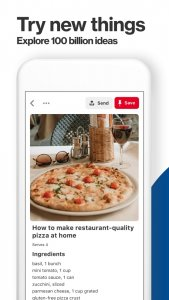 best lifestyle apps in 2021; pinterest
