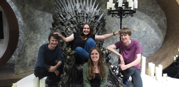 What to watch after game of thrones-Thronecast