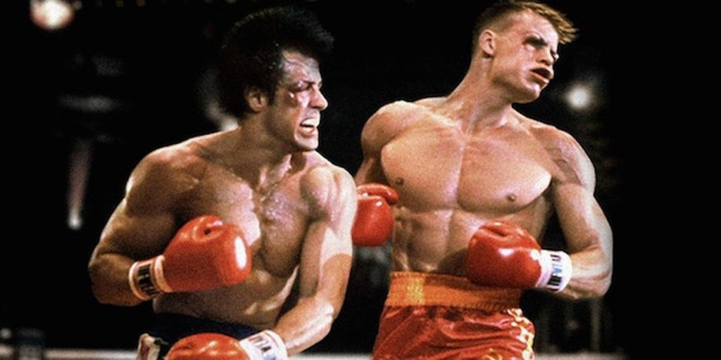 Strangest Facts About Movies- Rocky IV