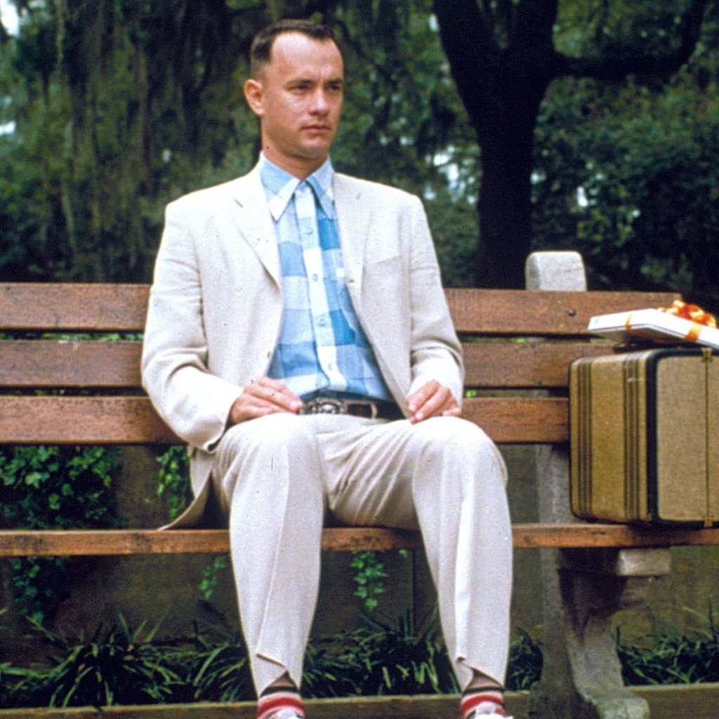 Strangest Facts About Movies- forrest gump