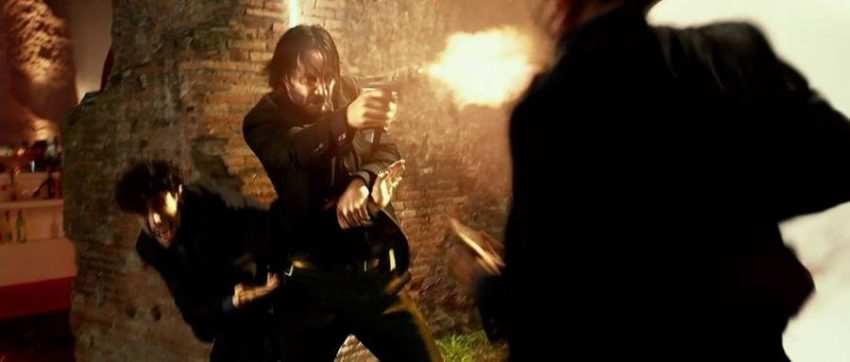 Strangest Facts About Movies- john-wick-2