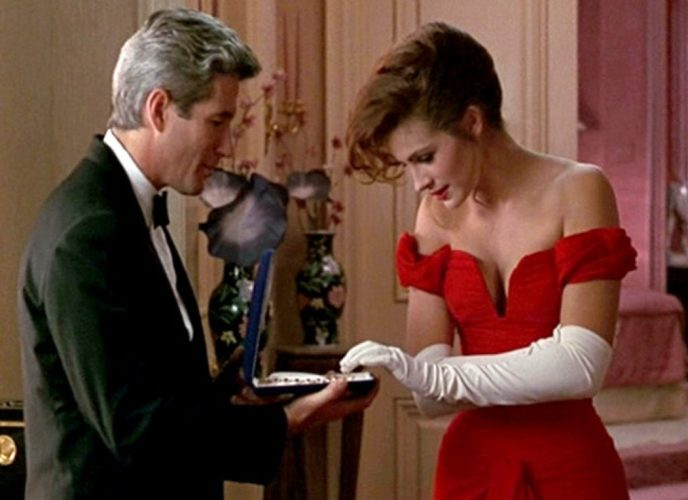 Strangest Facts About Movies- pretty Woman