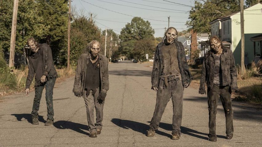 Best Apocalyptic TV Shows to watch; the walking dead