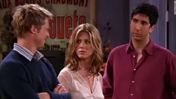 most interesting facts about the Friends TV Series; The Primary Episode Started an Issue