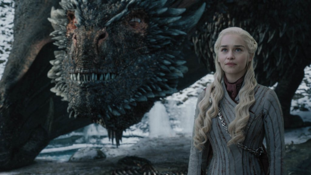 The Witcher Vs Game of Thrones- got dragons