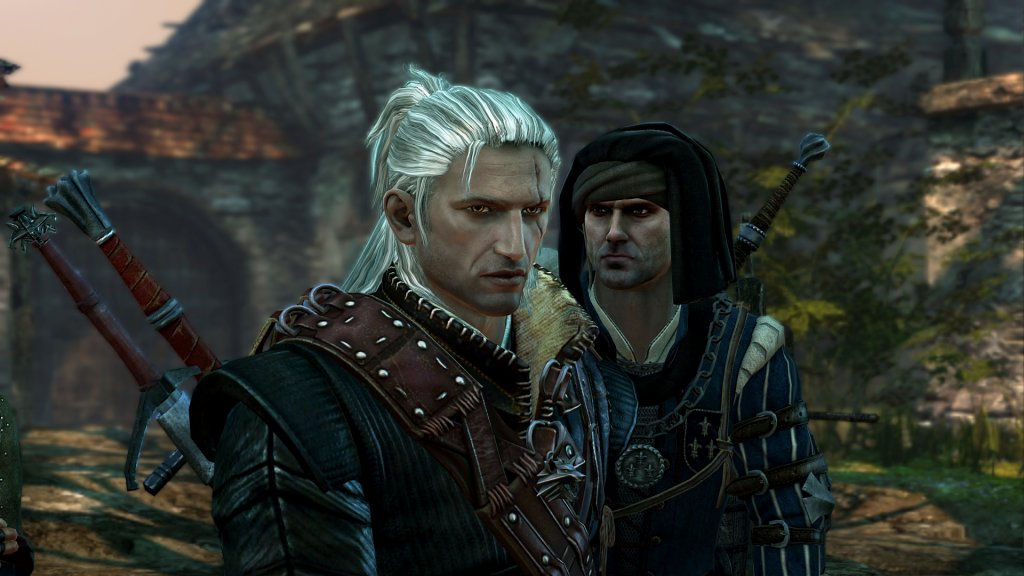 The Witcher Vs Game of Thrones- the witcher video game