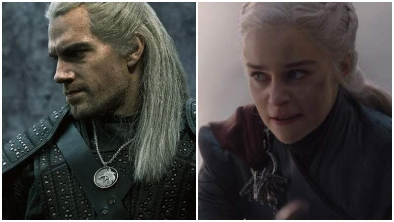 The Witcher Vs Game of Thrones
