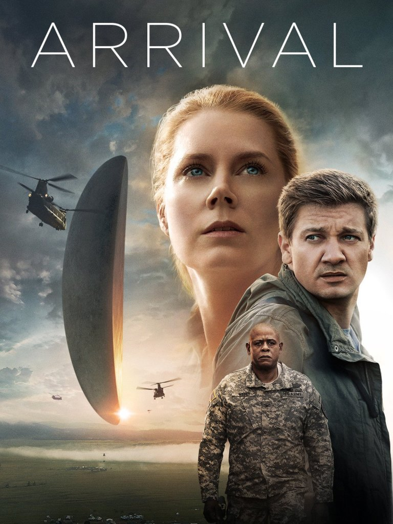 Top Mind-Bending Movies - Arrival