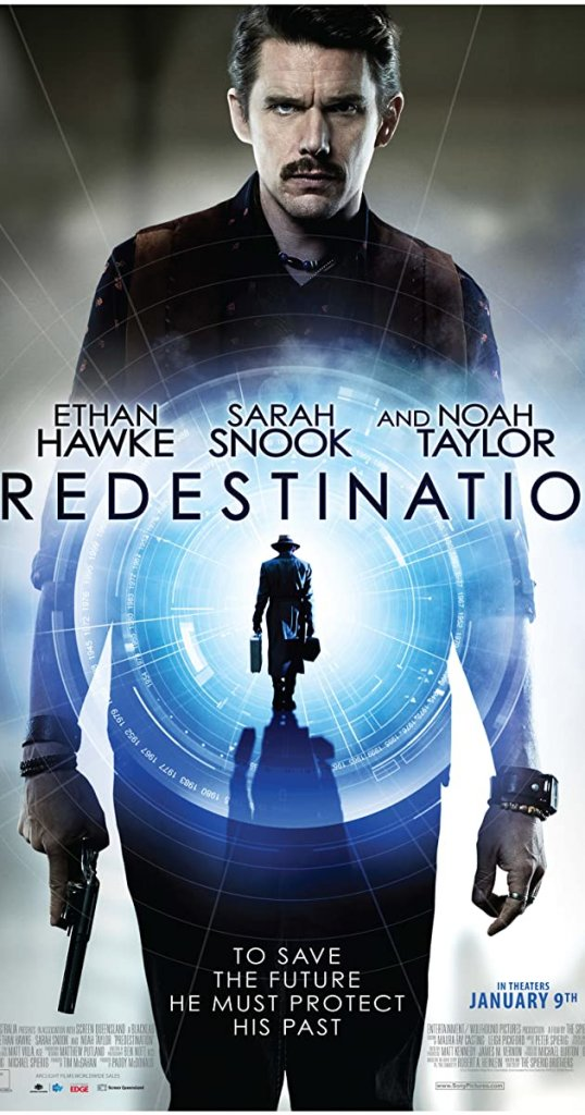 Top Mind-Bending Movies In 2021- predestination