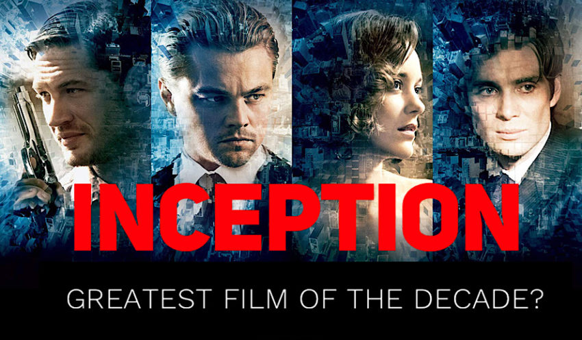 Top Mind-Bending Movies - Inception